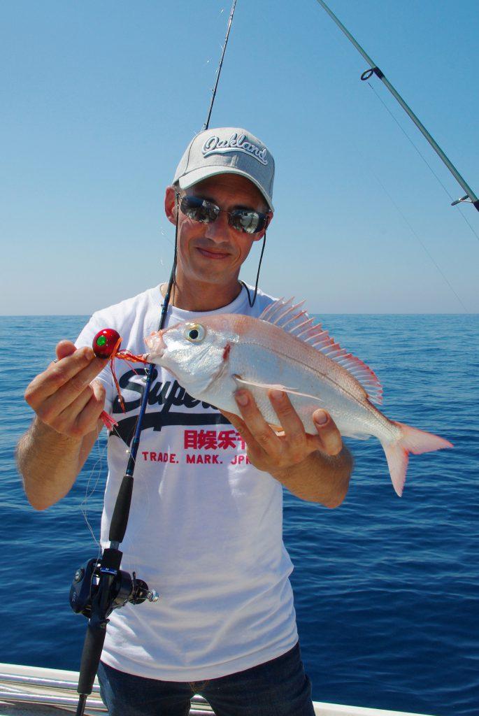 jupe standard se 125 haybusa parfait en bottom tapping pour les poissons difficiles - amiaud