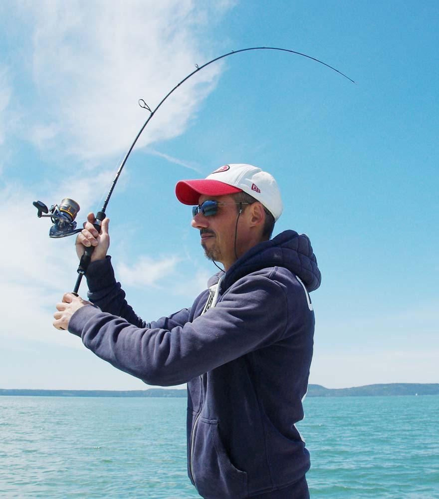 le jackeye shot permet d'atteindre de grandes distances de lancer hayabusa - amiaud