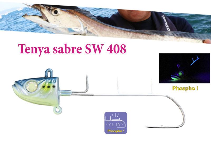 Le tenya sabre SW407 Hayabusa